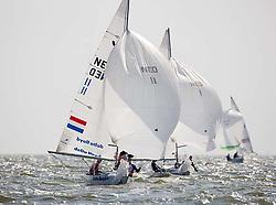 08_002626 © Sander van der Borch. Medemblik - The Netherlands,  May 24th 2008 . Day 4 of the Delta Lloyd Regatta 2008.