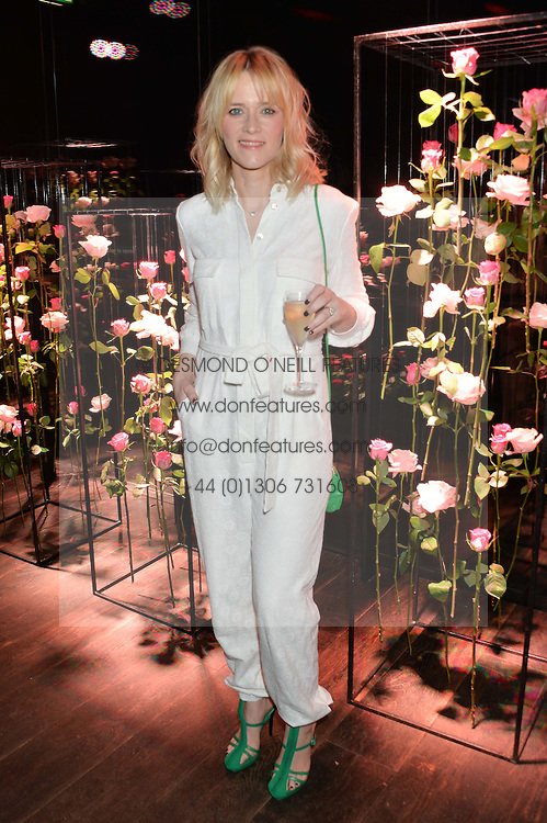 EDITH BOWMAN at the Lancôme pre BAFTA party held at The London Edition, 10 Berners Street, London on 14th February 2014.