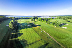 Golf Course scenics<br /> Hole 18, 9
