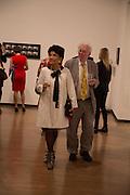JUNG CHANG; JOHN HALLIDAY, Gala Opening of RA Now. Royal Academy of Arts,  8 October 2012.