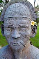 Vietnam. Hué. Tombeau de Minh Mang. // Vietnam. Hué. Minh Mang tomb.