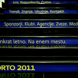20111121: SLO, Sporto marketing and sponsorship conference 2011 - Day One