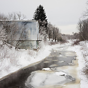 East Branch Housatonic River, Pittsfield, MA