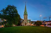 Årstad kirke er en enskipet korskirke fra 1890 som ligger i bydelen Årstad i Bergen kommune, Hordaland fylke.