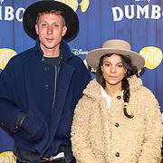 NLD/Amsterdams/20190326 - Filmpremiere Dumbo, ....... en Chloe Leenheer