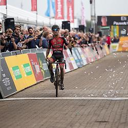 13-10-2019: Cycling: Superprestige Cyclocross: Gieten <br /> Eli Iserbyt wins the openingsrace of the Superprestige in Gieten