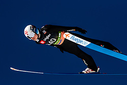Marius Lindvik (NOR) during the Trial Round of the Ski Flying Hill Individual Competition at Day 1 of FIS Ski Jumping World Cup Final 2019, on March 21, 2019 in Planica, Slovenia. Photo by Matic Ritonja / Sportida