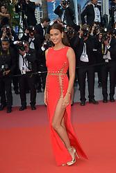 "71st Cannes Film Festival 2018, Red Carpet Film ""Sorry Angel"". Pictured: Irina Shayk"