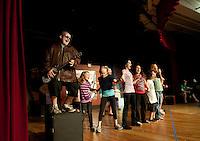 Streetcar Company dress rehearsal Schoolhouse Rock and 40th Anniversary Spectacular May 16, 2012.