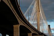 Highway 1, Port Mann Bridge, Coquitlam,/Surrey, BC