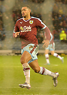 Burnley Forward, Andre Gray during the Sky Bet Championship match between Burnley and Preston North End at Turf Moor, Burnley, England on 5 December 2015. Photo by Mark Pollitt.