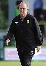 Leeds United manager Marcelo Biesla looks on - Mandatory by-line: Nizaam Jones/JMP- 17/07/2018 - FOOTBALL - New Lawn Stadium - Nailsworth, England - Forest Green Rovers v Leeds United - Pre-season friendly