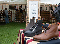Lanx shoes  at the  Pub in the Park at the Royal Victoria Park, Bath, on Saturday 19th June 2021