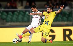 AC Milan v Chievo - 25 October 1017