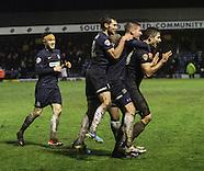 Southend United v Millwall 040114