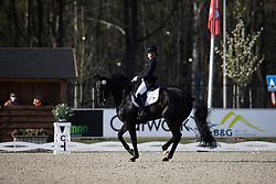 Vandeborne Lore, BEL, Ikke Pia vd Bergerhoeve<br /> CDI 3* Opglabeek<br /> © Hippo Foto - Dirk Caremans<br />  23/04/2021
