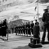 Pearl Harbor Remebrance Ceremony - DC 2019