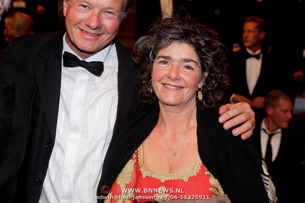 NLD/Amsterdam/20111019 - Televiziergala 2011, Dieuwertje Blok