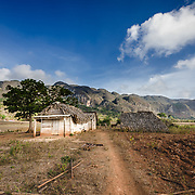 Farm house in Vinales Valley, Cuba