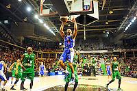 Darryl Watkins  - 29.11.2014 - Lyon Villeurbanne / Chalon Reims - 10e journee Pro A<br /> Photo : Jean Paul Thomas / Icon Sport