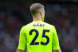 West Ham United goalkeeper Joe Hart during the Premier League match at Old Trafford, Manchester.