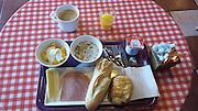 Friday 22nd August 2014: Breakfast.