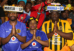 during the 2016 Premier Soccer League match between Kaizer Chiefs and Ajax Cape Town held at the Moses Mabhida Stadium in Durban, South Africa on the 24th September 2016<br /> <br /> Photo by:   Steve Haag / Real Time Images