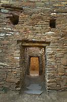 Pueblo Bonito Ruins, Chaco Culture National Historical Park, New Mexico