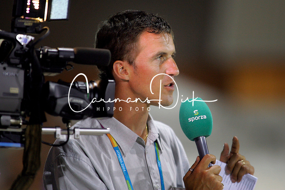 Lammens Stefaan<br /> Olympic Games Athens 2004<br /> Photo © Hippo Foto