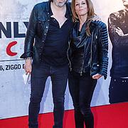 NLD/Amsterdam/20160506 - Première Armin Only Embrace, Ruud de Wild en partner Ilse Knijn