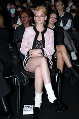 PFW - Chanel Front Row - 5 OCT 2021