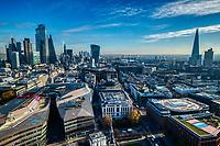 london skylinne  photo by Michael Palmer