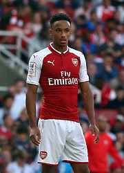 July 30, 2017 - London, England, United Kingdom - Arsenal's Cohen Bramall..during Emirates Cup match between Arsenal  against Savilla FC   at The Emirates Stadium in north London on July 30, 2017, the game is one of four matches played over two days for the Emirates Cup. (Credit Image: © Kieran Galvin/NurPhoto via ZUMA Press)