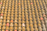traditional South French style roof  tiles