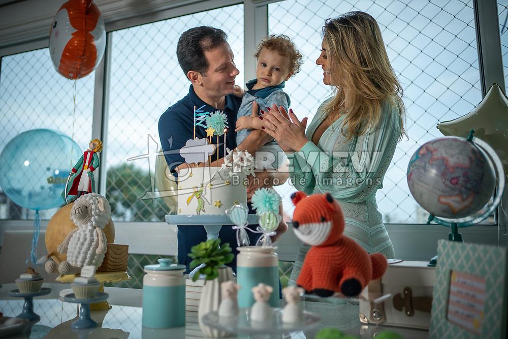 Festa de um aninho do Benício, filho do Prefeito Nelson Marchezan Junior e da Tainá Vidal. FOTO: Jefferson Bernardes