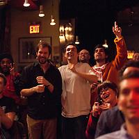 Schtick or Treat - November 1, 2011 - Bowery Poetry Club - Kara Klenk, Lucas Brothers, Matt Ruby, Mark Normand, Jon Fisch, Robert Dean, Anya Garrett, Dan Wilbur