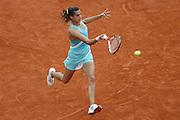 Roland Garros. Paris, France. May 27th 2008..Amelie MAURESMO against Olga SAVCHUK. .1st Round...