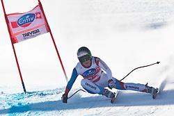 05.03.2011, Pista di Prampero, Tarvis, ITA, FIS Weltcup Ski Alpin, Abfahrt der Damen, im Bild Lara Gut (SUI) // Lara Gut (SUI) during Ladie's Downhill FIS World Cup Alpin Ski in Tarvisio Italy on 5/3/2011. EXPA Pictures © 2011, PhotoCredit: EXPA/ J. Groder