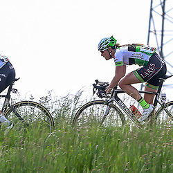 27-05-2016: Wielrennen: Boels Rental Classic: Valkenburg  <br />VALKENBURG (NED) wielrennen<br />Marianne Vos, Monique van der Ree, Claudia Koster