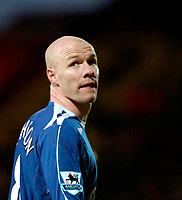 Photo: Ed Godden/Sportsbeat Images.<br /> Watford v Everton. The Barclays Premiership. 24/02/2007.<br /> Everton's Andy Johnson.