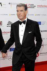 December 10, 2016 - Wroclaw, Lower Silesian, Deutschland - Pierce Brosnan attends the 29th European Film Awards 2016 at the National Forum of Music on December 10,2016 in Wroclaw, Poland. (Credit Image: © Future-Image via ZUMA Press)