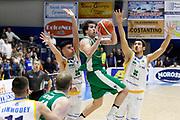 Filloy Ultimo Tiro<br />Betaland Capo d'Orlando - Sidigas Avellino <br />Campionato Basket Lega A 2017-18 <br />Capo d'Orlando 22/04/2018<br />Foto Ciamillo-Castoria