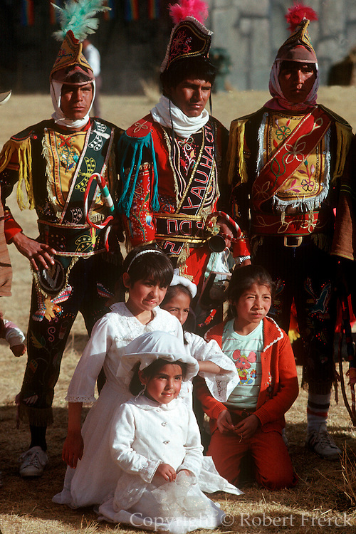 PERU, FESTIVALS Inti Raymi, Inca Festival of the Sun