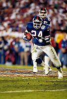 ©2005 TOM DIPACE<br />ALL RIGHTS RESERVED<br />561-968-0600  <br /><br />Otis Anderson Superbowl MVP XXV <br />Giants over Buffalo 20-19 1.27.92<br /><br /><br /><br />BY TOM DIPACE©<br /><br /><br /> BY TOM DIPACE©