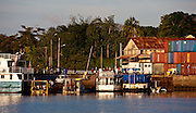 Hellville harbour, Madagascar. The Magical Experience of a boat charter from Nosy Be, Madagascar. Madagascat Charters offer the full range of services. All Images by Greg Beadle. Copyright, www.beadlephoto.com