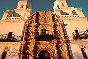 SPANISH MISSION, ARIZONA, TUSCON Mission San Xavier del Bac, Padre Kino