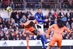 March 9, 2019 - Strasbourg, France - 25 Ludovic AJORQUE  (Credit Image: © Panoramic via ZUMA Press)