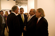 SIR MARK WEINBERG; SIR STUART ROSE; SIR PHILIP GREEN; STEVE SHARP. Mario Testino: Obsessed by You -  private view<br />
