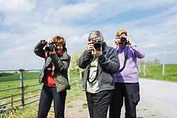 Photographers, County Galway, Ireland
