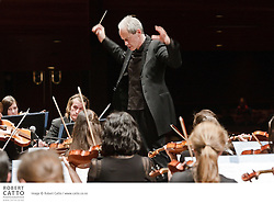 The New Zealand Symphony Orchestra National Youth Orchestra (NYO) perform a concert of Mahler, Ravel featuring piano soloist John Chen and a new composition by Natalie Hunt with conductor Paul Daniels.
